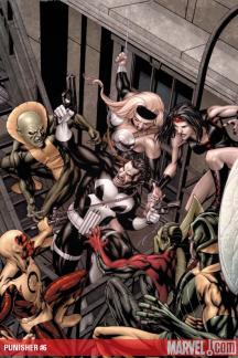 Punisher (2008) #6