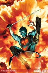 X-Men: Quitting Time #1