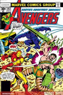 Avengers #163