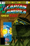CAPTAIN AMERICA #253 COVER