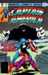 CAPTAIN AMERICA #251 COVER