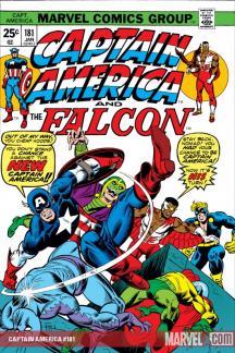 Captain America #181