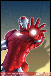 Marvel Adventures Iron Man (2007) #10