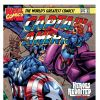 CAPTAIN AMERICA (2009) #12 COVER
