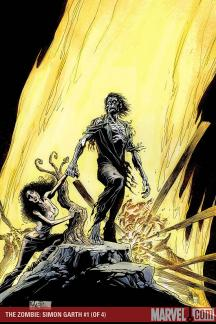 The Zombie: Simon Garth #1