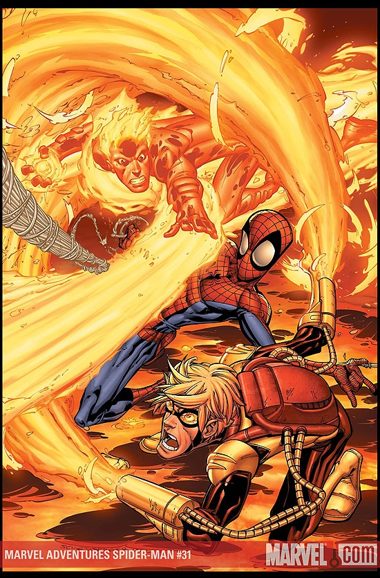 MARVEL ADVENTURES SPIDER-MAN #31