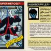 Nightcrawler, Card #38