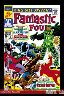 Essential Fantastic Four Vol. 4 (Trade Paperback)