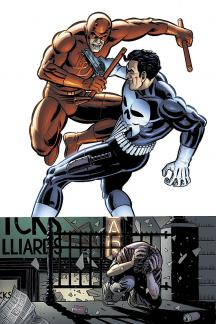 Daredevil Vs. Punisher (2005) #1