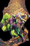 NEW THUNDERBOLTS (2006) #5 COVER