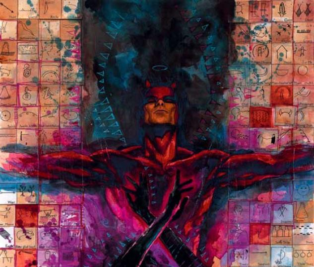 DAREDEVIL (2004) #53 COVER