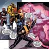 X-FACTOR FOREVER #4 preview art by Eric Nguyen and Dan Panosian