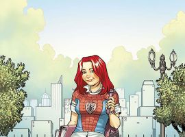 SPIDER-MAN LOVES MARY JANE #1