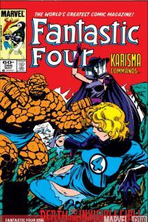 Fantastic Four #266