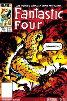 Fantastic Four (1961) #263
