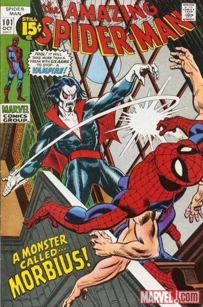 Image Featuring Morbius