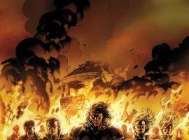 Chaos War: X-Men #1 cover by Carlo Pagulayan