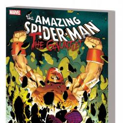 Spider-Man: The Gauntlet Vol. 4 - Juggernaut (Trade Paperback)