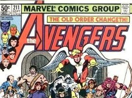 Image Featuring Black Panther, Black Widow, Dazzler, Hawkeye, Hercules, Moon Knight, Tigra (Greer Nelson), Edwin Jarvis, Hank Pym, Archangel