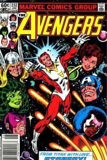 Avengers #232