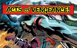 Acts of Vengeance Omnibus cover by Alan Davis