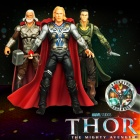 Thor Toy Spotlight: 3 3/4 Inch Action Figures