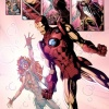 The Iron Age preview art by Todd Nauck