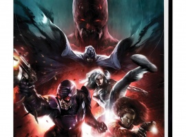 SHADOWLAND: BLOOD ON THE STREETS PREMIERE HC