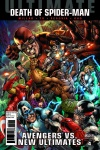 Ultimate Comics Avengers Vs New Ultimates (2010) #4 (HITCH VARIANT)