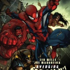 Avenging Spider-Man promo art by Joe Madureira