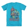 Classic Avengers Tee by Mighty Fine