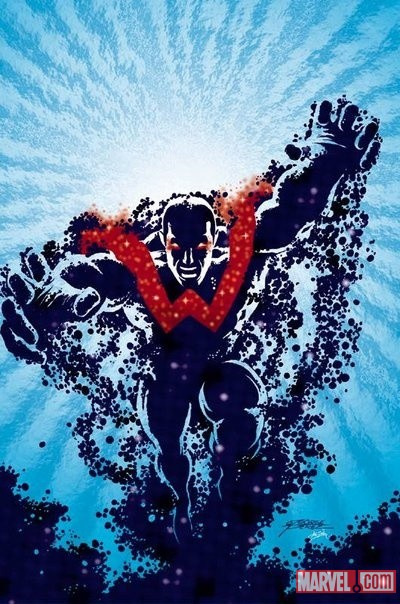 Wonder Man by George Perez