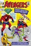 Avengers (1963) #2 cover