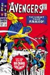 Avengers (1963) #35 cover