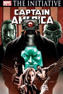 Captain America (2004) #26