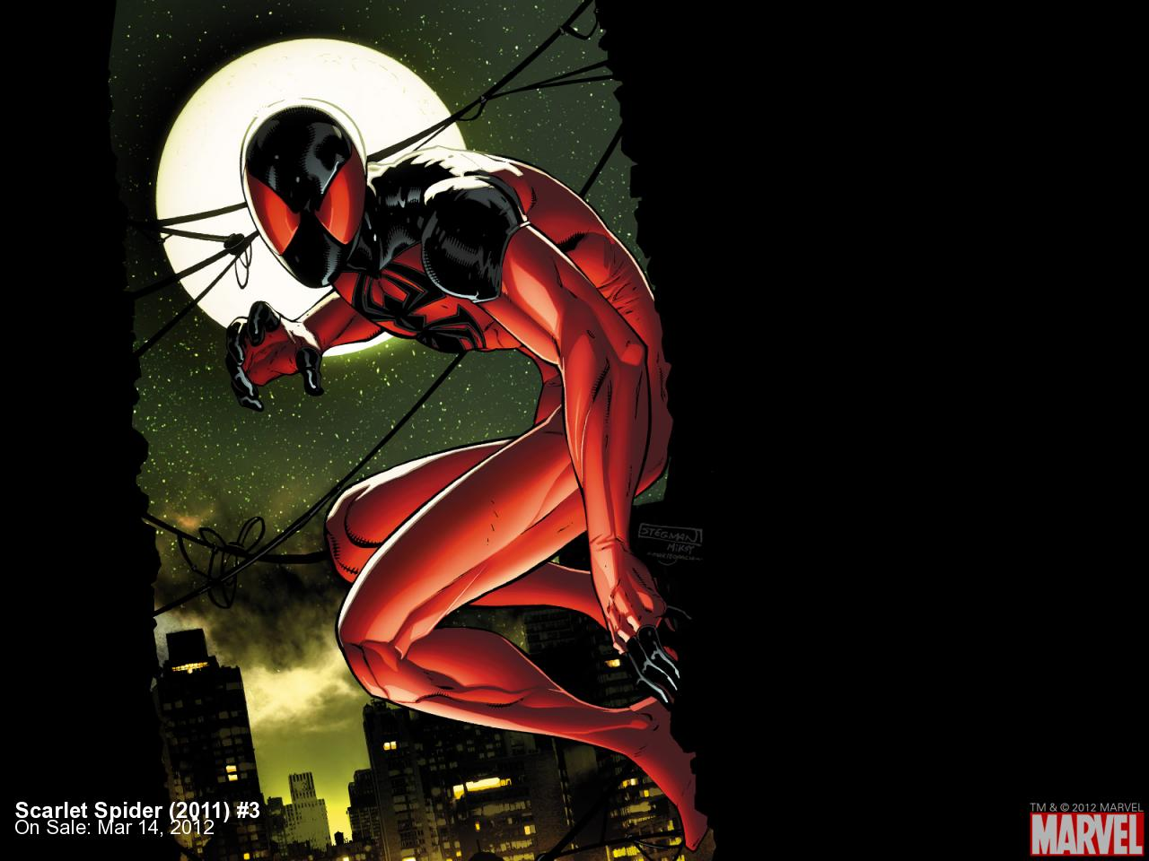 Scarlet Spider (2011) #3