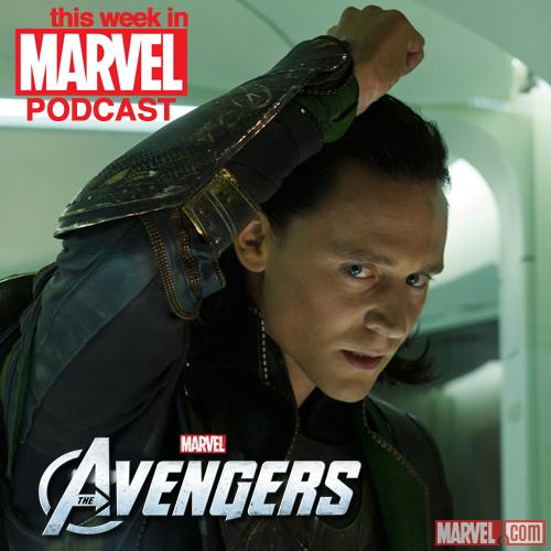 This Week in Marvel: Tom Hiddleston
