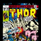 Thor (1966) #260 Cover