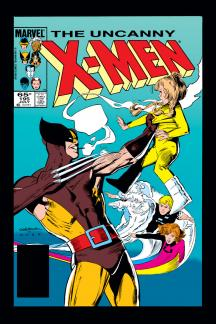 Uncanny X-Men #195