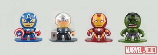 Новая коллекция Micro Muggs от Hasbro
