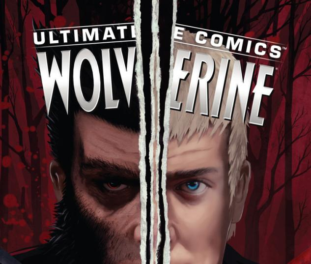 cover from Ultimate Comics Wolverine (2013) #1 (TBD ARTIST VARIANT)