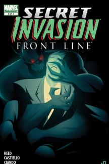 Secret Invasion: Front Line (2008) #3