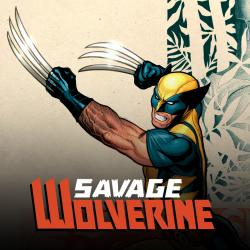Savage Wolverine (2013)