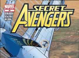 Secret Avengers (2010) #32
