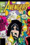 Avengers (1963) #325 Cover