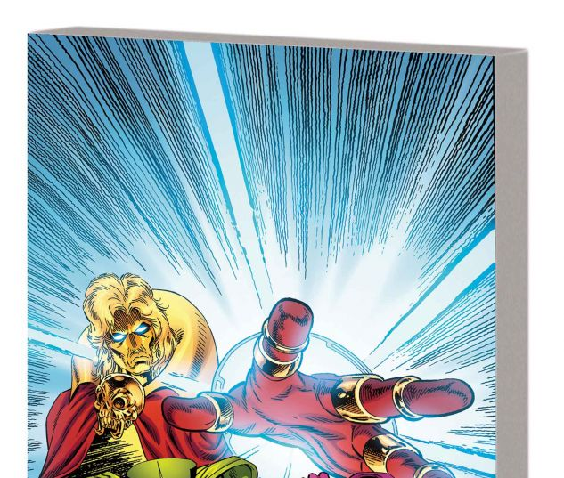 INFINITY GAUNTLET AFTERMATH TPB