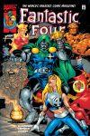 Fantastic Four (1998) #26 Cover