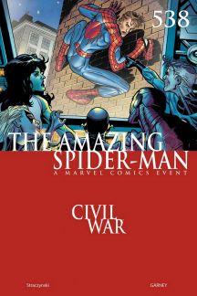 Amazing Spider-Man #538