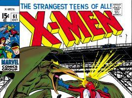 Uncanny X-Men (1963) #61 Cover