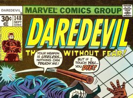 Daredevil (1963) #148 cover